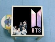 Table basse K-pop BTS Bangtan Boys