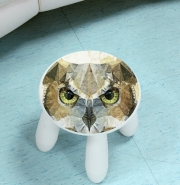 Tabouret enfant abstract owl