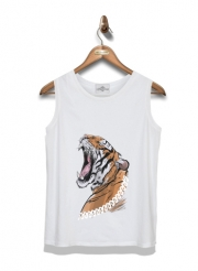 Kid Tank Top Animals Collection: Tiger