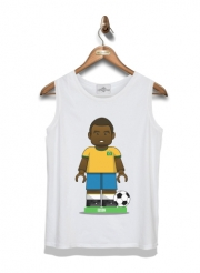 Kid Tank Top Bricks Collection: Brasil Edson