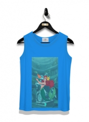 Kid Tank Top Disney Hangover Ariel and Nemo