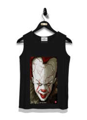 Kid Tank Top Evil Clown