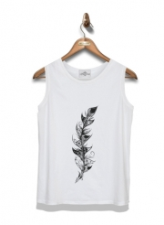 Kid Tank Top Feather
