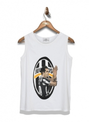 Kid Tank Top Football Stars: Carlos Tevez - Juventus