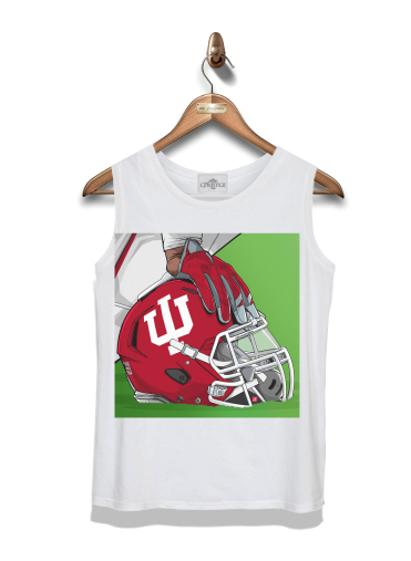 Kid Tank Top Indiana College Football