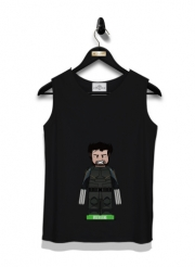 Kid Tank Top Lego: X-Men feat Wolverine
