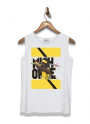 Kid Tank Top Michonne - The Walking Dead mashup Kill Bill
