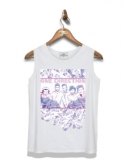 Kid Tank Top One Direction 1D Music Stars