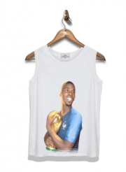 Kid Tank Top Paul France FiersdetreBleus