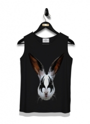 Kid Tank Top Kiss of a rabbit punk