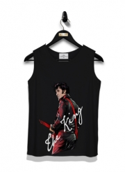 Kid Tank Top The King Presley