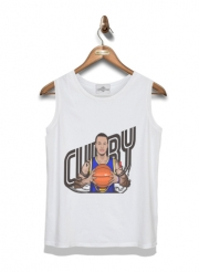 Kid Tank Top The Warrior of the Golden Bridge - Curry30