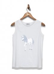 Kid Tank Top The White Unicorn