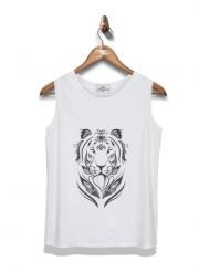 Kid Tank Top Tiger Feather