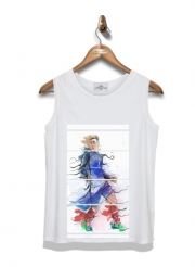 Kid Tank Top Vive la France, Antoine!
