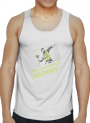 Tank tops Bansky Yellow Vests