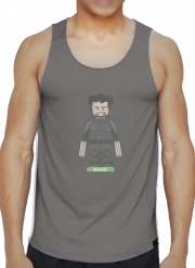 Tank tops Lego: X-Men feat Wolverine