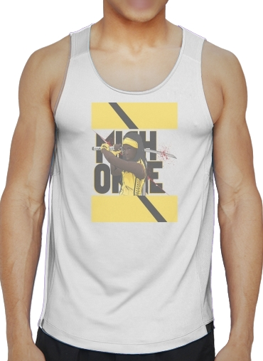 Tank tops Michonne - The Walking Dead mashup Kill Bill