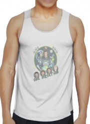 Tank tops Outer Space Collection: One Direction 1D - Harry Styles