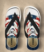 Tongs Chaussure All Star Usa