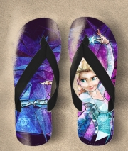 Tongs Elsa Frozen