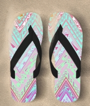 Tongs ETHNIC CHEVRON