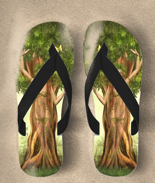Flip Flop Mother Earth Mana