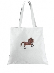 Tote Bag  Sac A Horse In The Sunset
