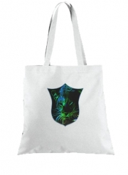 Tote Bag  Sac Abstract neon Leopard