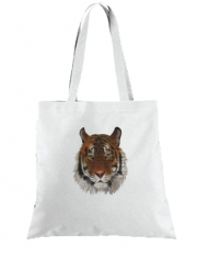 Tote Bag  Sac Abstract Tiger