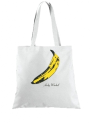 Tote Bag - Sac Andy Warhol Banana