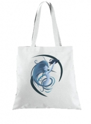 Tote Bag  Sac Aquarius Girl