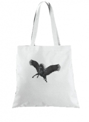Tote Bag  Sac Black Pegasus