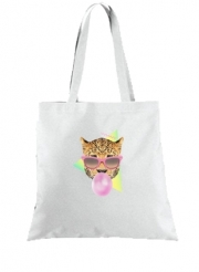 Tote Bag - Sac Bubble gum leo