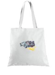 Tote Bag  Sac Delorean retour vers le futur