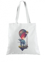 Tote Bag - Sac Elephant Angel