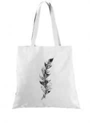 Tote Bag  Sac Feather