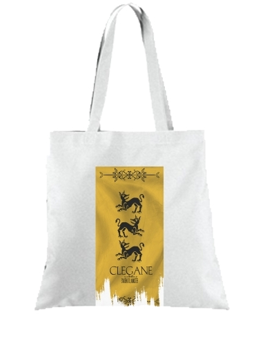 Tote Bag Flag House Clegane
