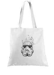 Tote Bag  Sac Flower Trooper