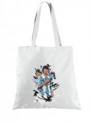 Tote Bag Football Legends: Lionel Messi Argentina