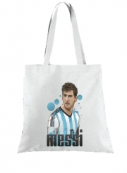 Tote Bag Football Legends: Lionel Messi World Cup 2014