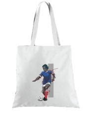 Tote Bag Football Legends: Michel Platini - France