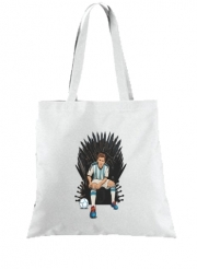 Tote Bag  Sac Game of Thrones: King Lionel Messi - House Catalunya