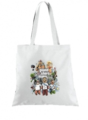 Tote Bag - Sac Grand Theft Mario