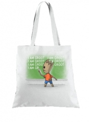 Tote Bag - Sac Bart Punition - Je s'appelle groot