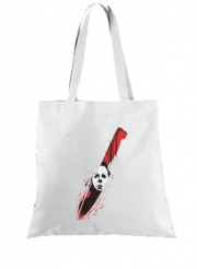 Tote Bag Hell-O-Ween Myers knife