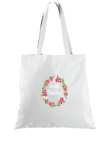 Tote Bag - Sac HELLO SPRING