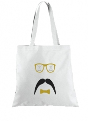 Tote Bag - Sac Hipster Face 2