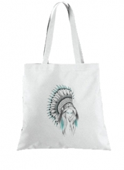 Tote Bag - Sac Indian Headdress