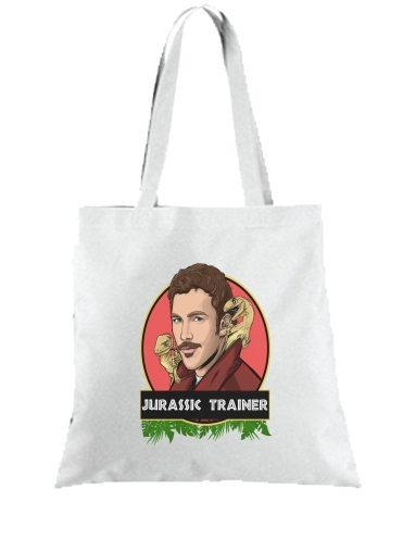 Tote Bag Jurassic Trainer